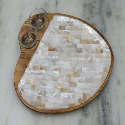 Heart Shape Mop Tray